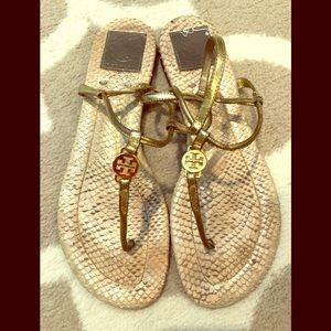 Tory Burch Emmy Sandals Size 9